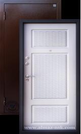 Алмаз Н-16 металлическая входная дверь