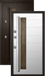 Diamante Porta Leon Termo (Леон Термо) металлическая входная дверь