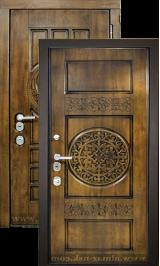 Diamante Porta Franco (Франко) металлическая входная дверь