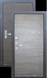 Diamante Porta Vito (Вито) металлическая входная дверь