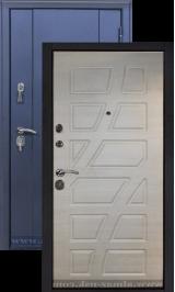 Космо Андромеда металлическая входная дверь