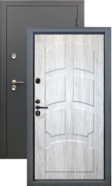 Космо Цефей 1 Термо (терморазрыв на полотне и коробе) металлическая входная дверь
