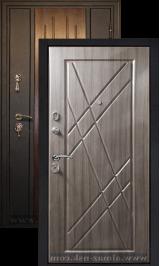 Космо Пегас металлическая входная дверь