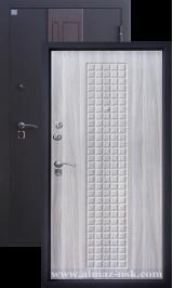 Алмаз Агат металлическая входная дверь