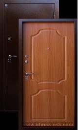 Алмаз Н-10 металлическая входная дверь