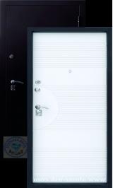 Алмаз Сапфир металлическая входная дверь