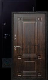 Алмаз Топаз металлическая входная дверь