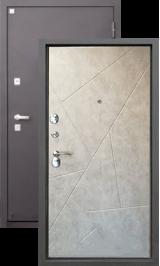 Алмаз Турмалин бетон металлическая входная дверь