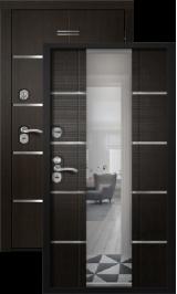 Космо Кассиопея Венге 186 Зеркало/Венге металлическая входная дверь