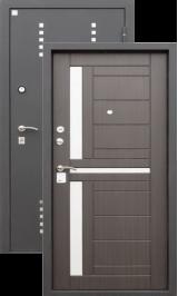 Алмаз Талисман 2114 Венге 108/шелк металлическая входная дверь