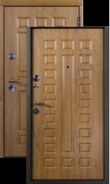 Алмаз Коралл металлическая входная дверь