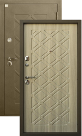Алмаз Сталкер 5 металлическая входная дверь