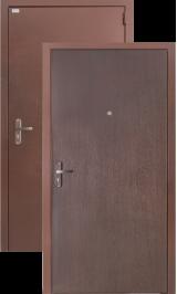 АРГУС-30 ЭКОНОМ  (венге) металлическая входная дверь