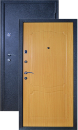 Фактор 1 металлическая входная дверь