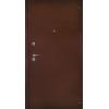Аргус лайт квадро (беленый дуб) металлическая входная дверь