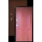 Аргус лайт классика (итальянский орех) металлическая входная дверь