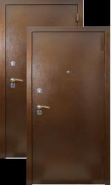 Аргус-55 м/м полиуретан усиленные замки металлическая входная дверь