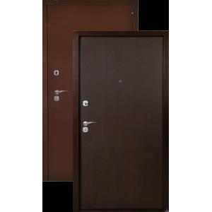 Аргус лайт 3  (венге) металлическая входная дверь