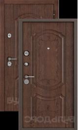 Бульдорс 25 Премиум New металлическая входная дверь Витрина 860 лев.