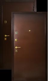 Бульдорс - 8 металлическая входная дверь