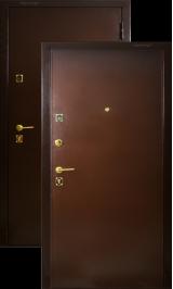 Бульдорс - 88 металлическая входная дверь