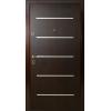 Бульдорс - 9 Lazer металлическая входная дверь 860 пр витрина