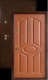 Бульдорс 101 Эконом металлическая входная дверь