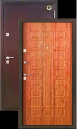Бульдорс 104 Эконом металлическая входная дверь