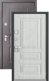 Бульдорс 45 Премиум New металлическая входная дверь в квартиру установка и доставка в подарок