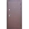 10 см ТЕПЛА металлическая входная дверь