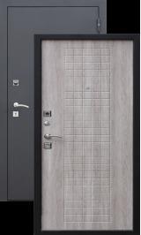 Гарда муар 7,5 мм белый ясень металлическая входная дверь