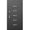 Гарда 7.5 см Муар Лиственница беж металлическая входная дверь