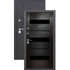 Тепло-дверь Бриллиант венге металлическая входная дверь