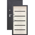 Гарда царга Лиственница мокко металлическая входная дверь