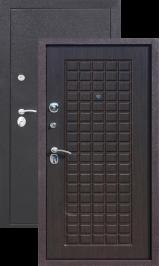 Гарда венге металлическая входная дверь
