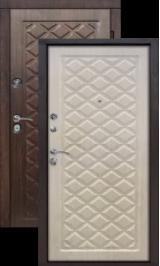 Kamelot Винорит - беленый дуб металлическая входная дверь