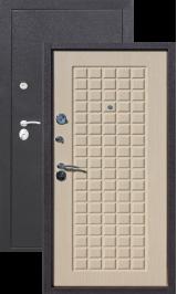Гарда беленый дуб металлическая входная дверь