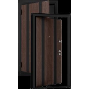 Tepla 11 Антик медь/венге металлическая входная дверь