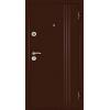 Экстра Орех металлическая входная дверь