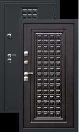 Контур венге металлическая входная дверь
