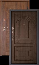 Флоренция металлическая входная дверь