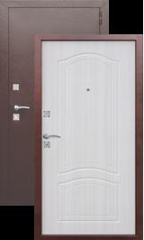 Dominanta Антик медь/Белый ясень входная дверь