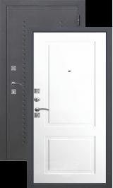 Dominanta Муар/Ясень белый эмаль входная дверь