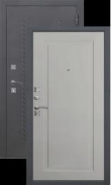 Dominanta Муар/Ясень серый эмаль входная дверь