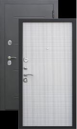 Гарда 7.5 см. Муар/Белый ясень металлическая входная дверь
