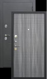 Гарда 7.5 см. Муар/Венге тобако металлическая входная дверь