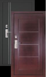 Форпост С-528 металлическая входная дверь 860 пр витирина