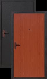 ГЕРМЕС стандарт шелк-анегри Эконом металлическая входная дверь