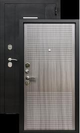 Хит 12 черный муар сандал серый металлическая входная дверь