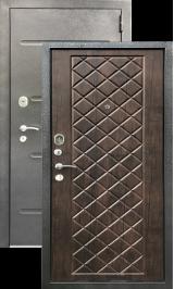 Хит 14 антик серебро тик металлическая входная дверь